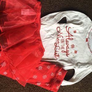 Other - Nice list pajama set